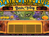 Spring Fling BarFly Bus Tour