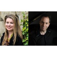 Lara St. John, violin + Matt Herskowitz, piano
