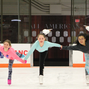Learn to Skate Summer II - Intermediate & Advanced