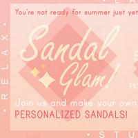 Student Union: Sandal Glam