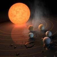 FREE public Astronomy talk — May 23rd at 6:30pm