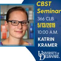 CBST Seminar - Katrin Kramer, University of Otago