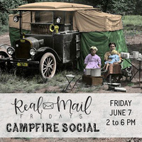 Real Mail Fridays: Campfire Social