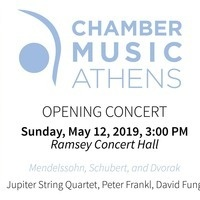 Chamber Music Athens Opening Concert