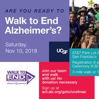 2019 Walk to End Alzheimer's