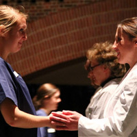 St. Luke's Blessing for Nursing, Health Profession Students, Healthcare Workers & Caregivers
