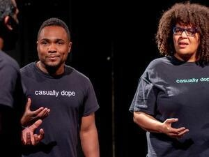 Casually Dope: Community & Comedy Show