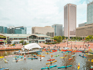 4th Annual Baltimore Floatilla