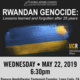 Genocide in Rwanda: Lessons learned and forgotten after 25 years