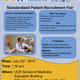 Standardized Patient Recruitment Fair