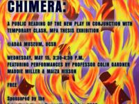 CHIMERA: A PUBLIC READING – Maiza Hixson