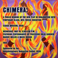 CHIMERA: A PUBLIC READING – Maiza Hixson