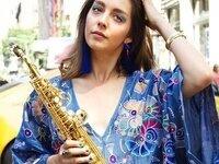 Hailey Niswanger presents MAE.SUN: Jazz in the Garden