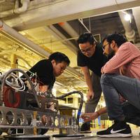 MIT Hyperloop II Pod Unveil