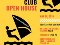 Cayuga Windsurfing Club Open House