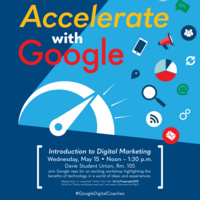 Accelerate With Google: Introduction to Digital Marketing