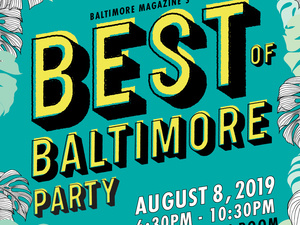 Best of Baltimore Party 2019