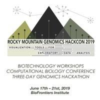 2019 Rocky Mountain Genomics HackCon: Visualization Tools for Exploring Data Analysis