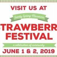 Sandy Spring Museum's Strawberry Festival