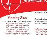 ARC - Blended Learning Classes // Adult & Pediatric CPR/AED with First Aid