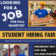 UCSC Dining Services Student Hiring Fair