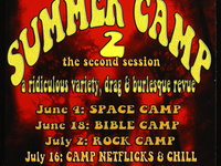 Burlesque Summer Camp: Bible Camp