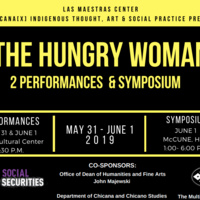 SYMPOSIUM AND STAGED READINGS: THE HUNGRY WOMAN