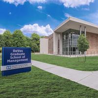 DeVos Graduate School Webinar