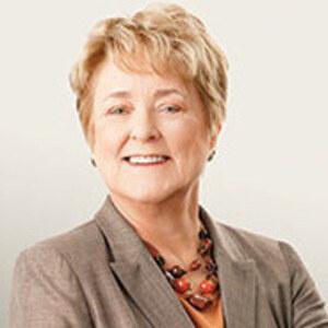 "Commencement Seminar: Ellen Malcolm, ""When Women Win: Creating Social Change"""