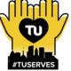 TU Serves: Stream Clean Up