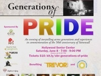 Our Bold Voices Presents: Generations of Pride