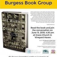 Burgess Book Group