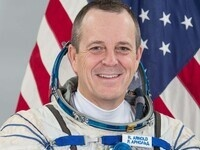 Astronaut Ricky Arnold: Presentation About Seven Months in Space