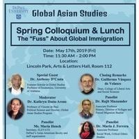 GLAS - Spring Colloquium & Luncheon