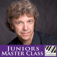 PianoTexas Juniors Master Class: Pascal Rogé