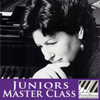 PianoTexas Juniors Master Class: Yoheved Kaplinsky