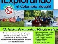¡Explorando el Columbia Slough!