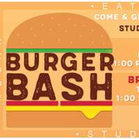 Student Union: Burger Bash