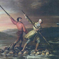 Washington's Raft
