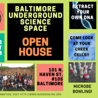 BUGSS Community Lab Spring Open House