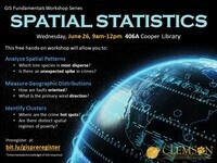 Basic Spatial Statistics Workshop