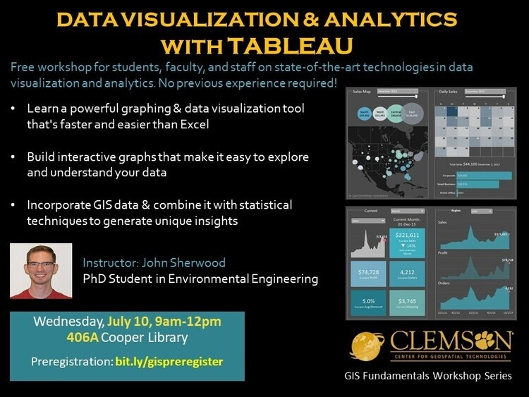 Data Analytics and Visualization with Tableau Workshop
