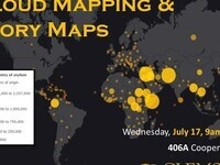 Intro to Cloud Mapping &Story Maps Workshop Workshop