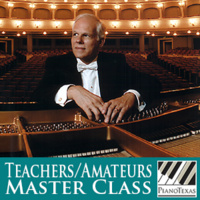 PianoTexas Teachers/Amateurs Master Class: John Owings