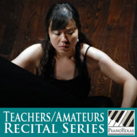 PianoTexas Teachers/Amateurs Recital Series