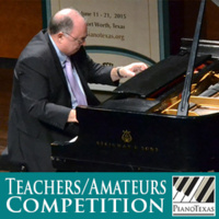 PianoTexas Teachers/Amateurs Concerto Competition