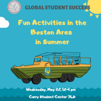 Fun Activities in the Boston Area in Summer