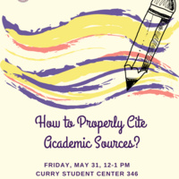 Learn How to Properly Cite Academic Sources
