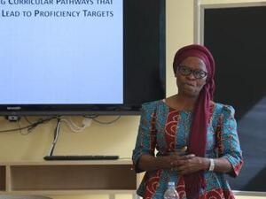Let's Talk Africa: African Languages in Colleges and Universities