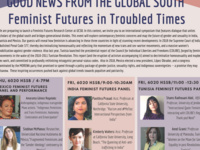 Good News from the Global South: Feminist Futures in Troubled Times